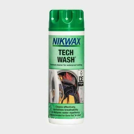 Nikwax Tech Wash Waterproof 300ml